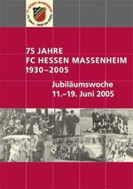 Festschrift FC Hessen Massenheim 2005